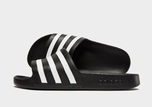adidas Originals Adilette Slides Dames (Light Blue)