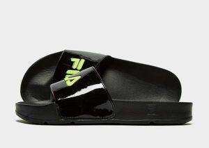 Nike Solarsoft II-teenslippers (Grijs)