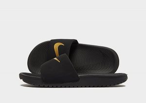 Nike Kawa Flip Flops Junior (Zwart)