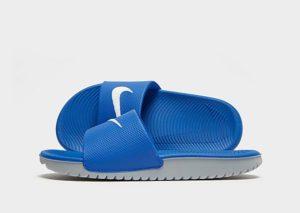 adidas Duramo Slide Junior (Zwart)