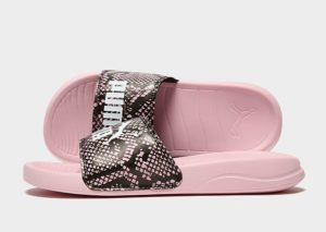 PUMA Popcat Slides Junior (Roze)