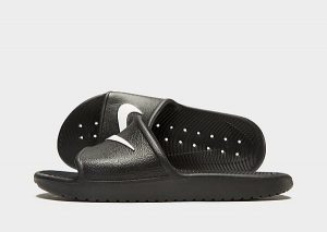 Nike Benassi Just Do It Slides Heren (Wit)
