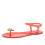 Katy Perry the geli watermelon sandaal (rood)
