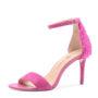 Katy Perry the kate sandaal met hak (roze)