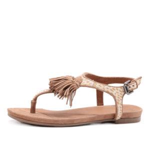 SPM nantes sandaal bruin (bruin)