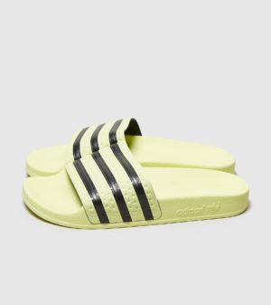 Nike Benassi JDI SE Animal Slides Dames (zwart)