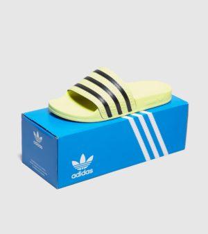adidas Originals Adilette Slides (blauw)