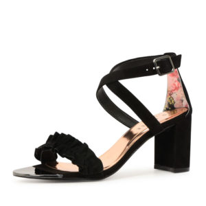 Ted Baker open pumps zwart (zwart)